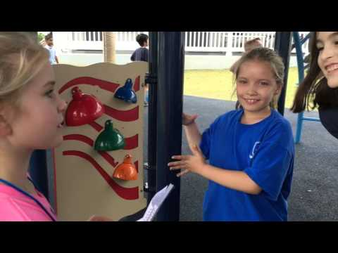 Reporter for a Day - Julia Pesch - Academy at the Lakes Playground