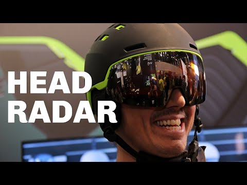 Head Radar (2020) - Worlds First Visor Helmet That Does Not Look Like Crap?