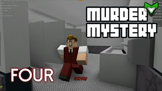 Murder Mystery 2 ROBLOX Ep.4