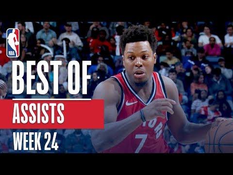 NBA's Best Assists | Week 24 | State Farm thumbnail
