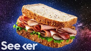 The 'Ham Sandwich Theorem' Will Change How You See the Universe… Seriously