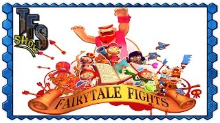 Fairytale Fights (XBOX360) - The Final Stage Show (German)