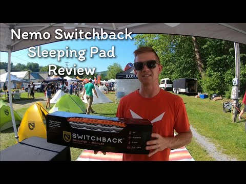 Nemo Switchback Sleeping Pad Review - YouTube