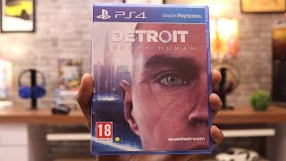 Download Detroit Become Human Unboxing For PS4 Pro Mp3 and Videos