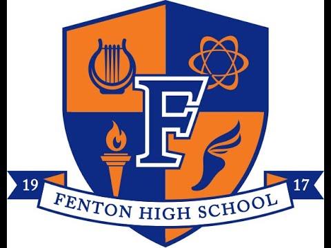Fenton High School Welcome Back 2020