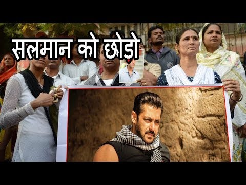 Social Media Public Angry Reaction ON Salman khan 5 Year Jail Blackbuck Case