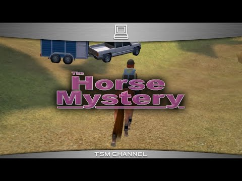 Ellen Whitaker : The Horse Mystery / Springdale : The Horse Mystery (part 1) (Horse Game)