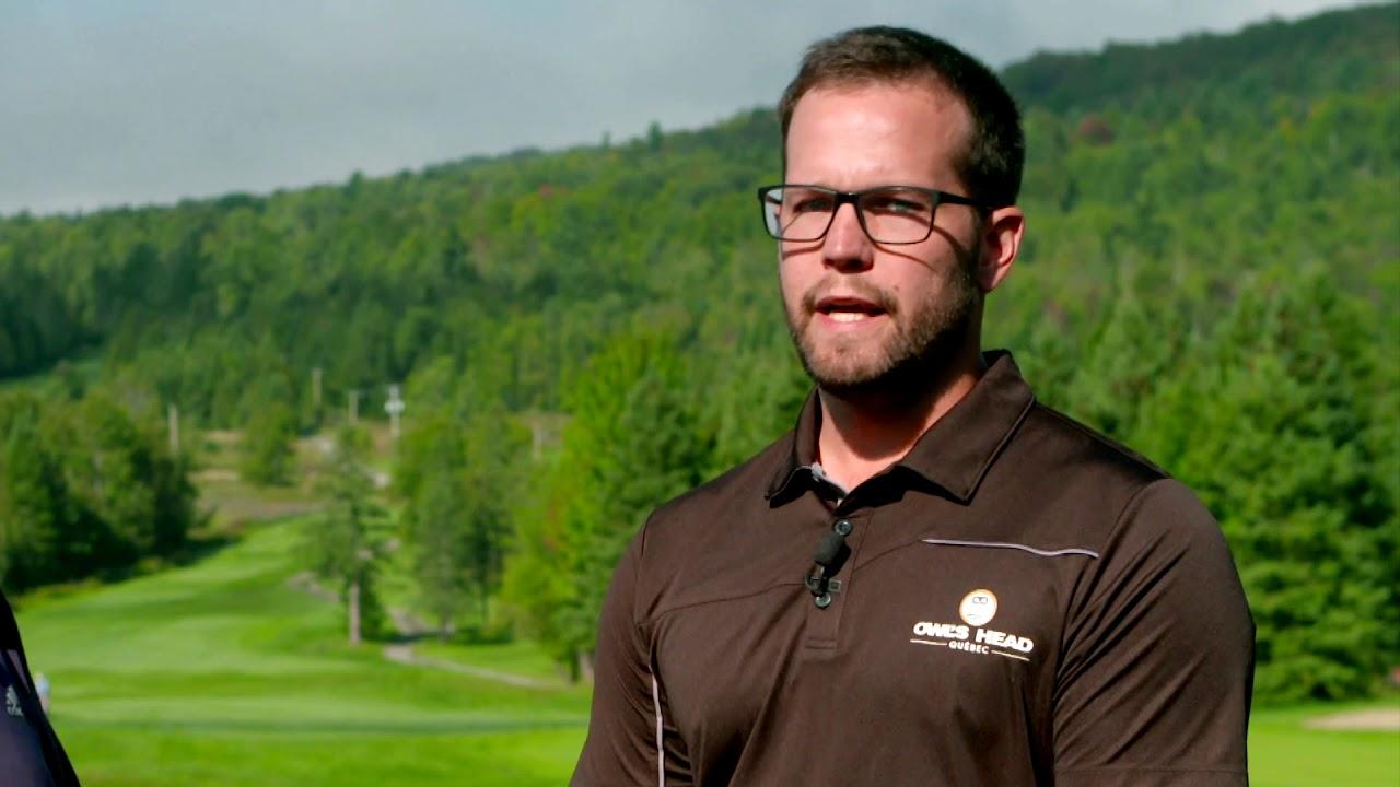 Au 19e - Saison 8 - Terrains - Club de golf Owl's Head - YouTube
