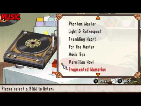 Naruto: Ultimate Ninja Heroes 2 - #13 BGM Fragmented Memories Theme Song