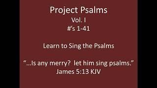 Psalm 19:7 14  Tune: St. Andrew  Scottish Metrical Psalter 1650