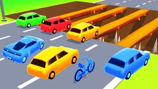 SHAPE-SHIFTING 🚁🚔🚘 Gameplay All Levels Walkthrough Android, iOS New Game Mobile Game Pro Walkthrough