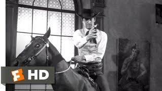 Tiempo de Morir (1965) - I'll Settle This Scene (5/6) | Movieclips