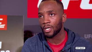 Savage recognises savage! Leon Edwards reacts to Jimi Manuwa's praise ahead of UFC London