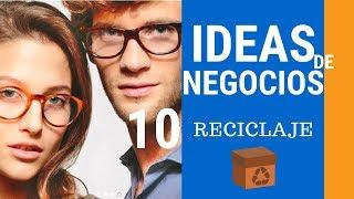10 ideas de negocios rentables de reciclaje