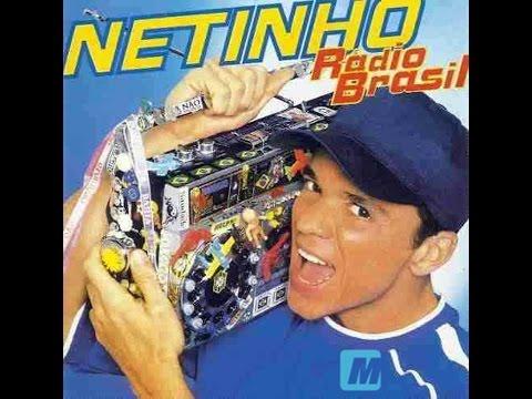 Netinho - Rádio Brasil  1998
