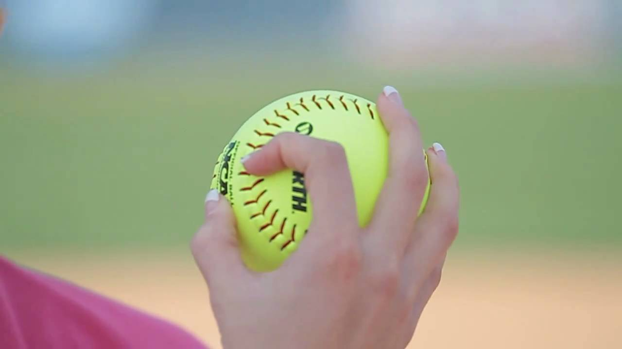 Softball Pitching tips: How to throw a change-up - Amanda ...