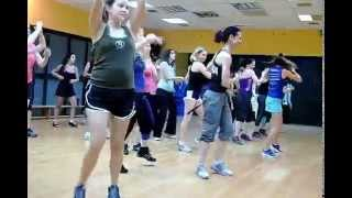 Gambar cover Objection (Tango)- Zumba® fitness class with Sagit