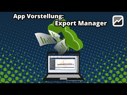 tricoma - Export Manager - PDFs massenweise exportieren