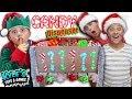 CHRISTMAS CANDY DISPENSER! Fun Cardboard Vending Machine Game!