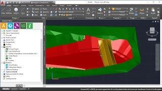Come progettare uno sbarramento su un Modello 3D del Terreno con Analist