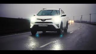 Тойота РАВ4 отзыв владельца, 90000км или 3 года эксплуатации, rav4 тест-драйв 2019