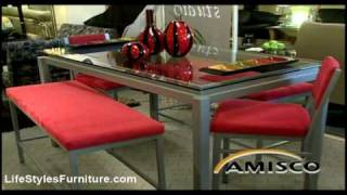 Amisco® Metal Furniture By Lifestyles Furniture