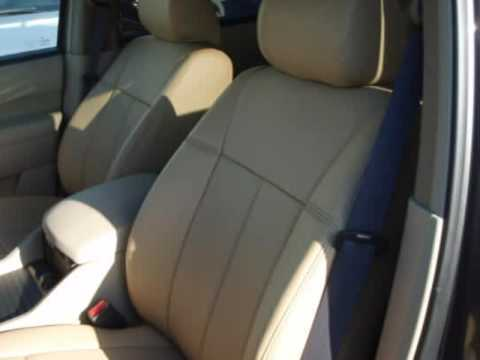 Clazzio Car Seat Cover Installation For Honda Pilot