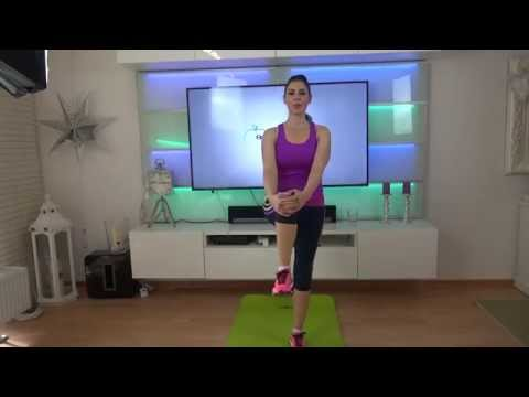 Rückbildung Fatburner Workout | Babyartikel.de