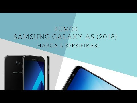 Samsung Galaxy A5 (2018) and Galaxy A7 (2018) - Exclusive 360-Degree Render Video.