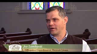Fields and Faith | Joe Lombardi: Detroit Lions