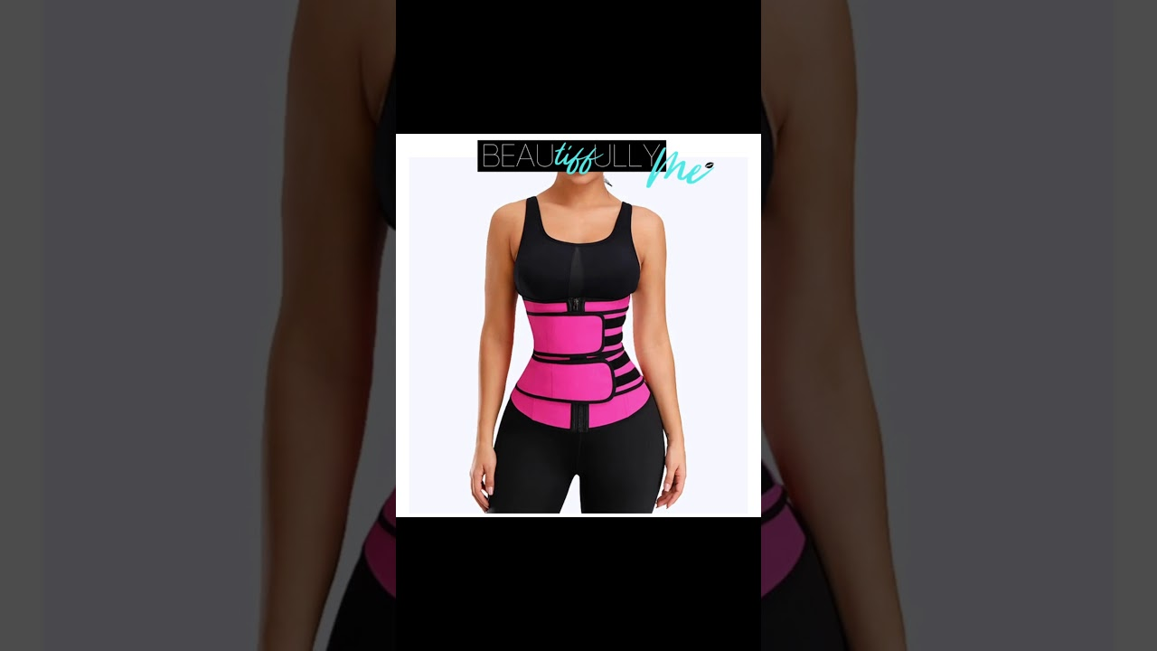 Waist Trimmers Vs. Waist Trainers