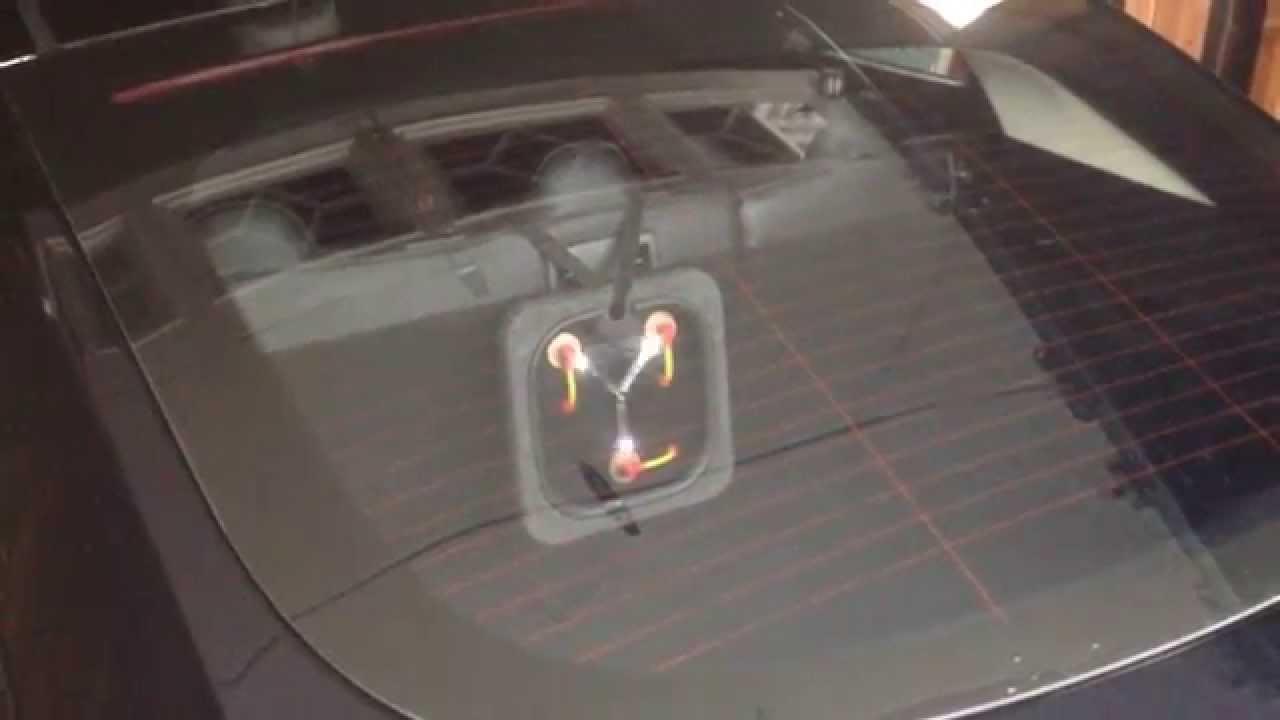 Tesla flux capacitor