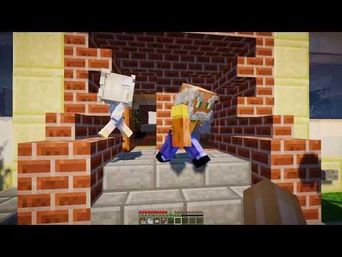RODZI!?!! *mama jest w ciąży* | Minecraft RODZINKA | odc 1 thumbnail