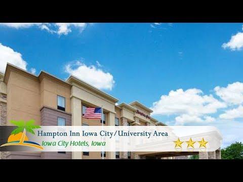 Hampton Inn Iowa City/University Area - Iowa City Hotels, Iowa