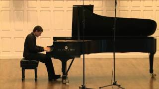 Bach French Suite No.5 in G major: Gavotte