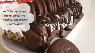 BU HARİKA PASTA NASIL YAPILDI? 5 Dakikada Halley Pasta Nasıl Yapılır? | Tatlı Sanatı