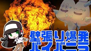【ポケモンソード】壁張り爆発バイバニラ【シングルバトル】