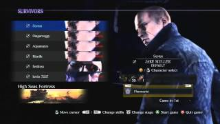 Cwown 113 - Resident Evil 6 - Free for all Survivors with Gar and others(Easily the craziest survivors session I've played., 2013-03-19T02:54:39.000Z)