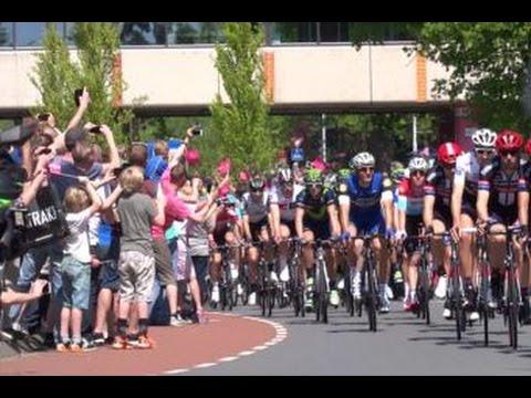 Giro d'Italia 2016 | Stage 2: Arnhem - Nijmegen (Holland) @ Downtown Ede