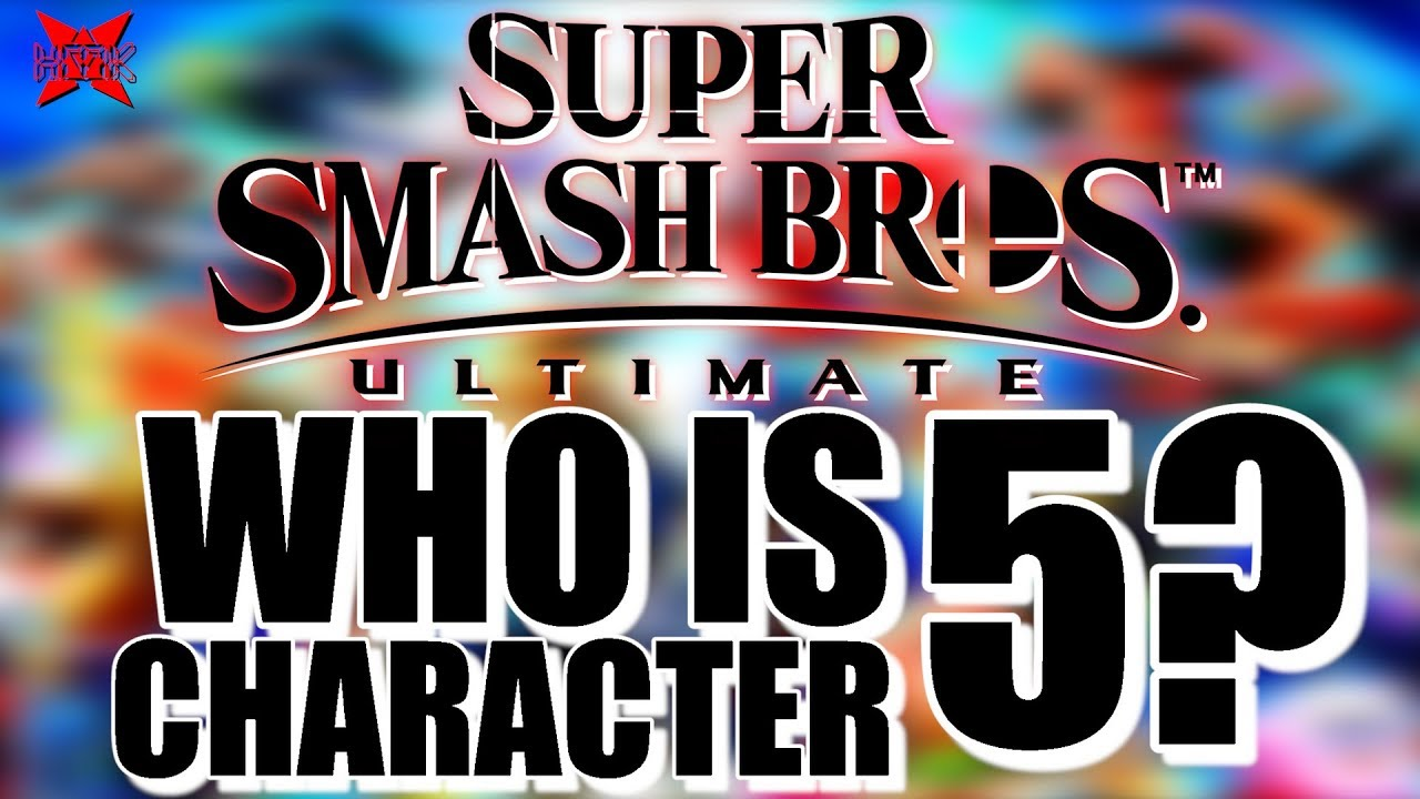 Who Is DLC Character 5?! - Super Smash Bros. Ultimate thumbnail