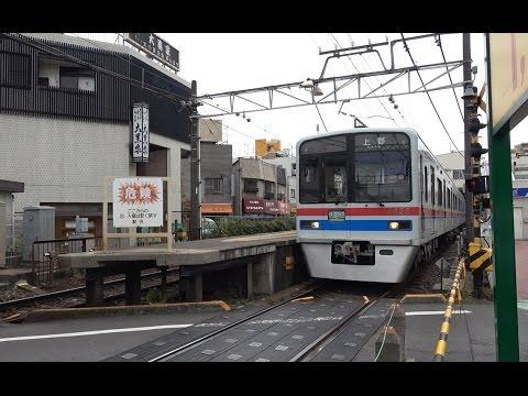 「京成八幡駅の踏切」の画像検索結果