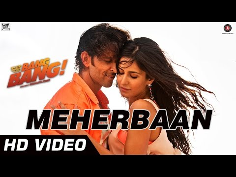 Meherbaan Song Bang Bang