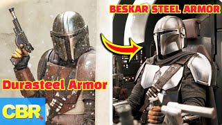 The Mandalorian: Why Beskar Metal Will Be A Game Changer