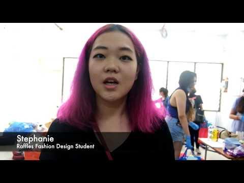 Ecobank Fashion Designer Interview & BTS