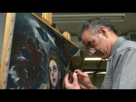 El Greco Restoration   Arts Upload