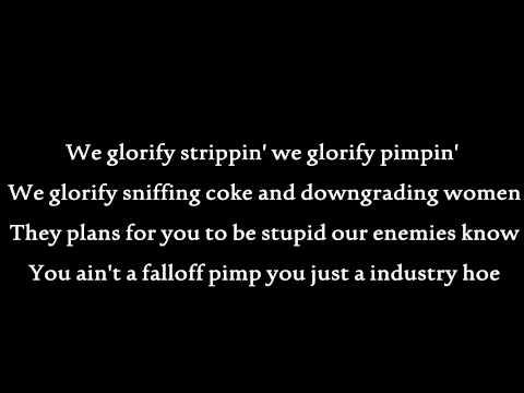 K-Rino - Murda the mainstream [lyrics on screen]