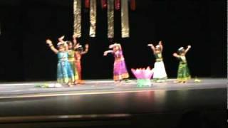 Sinchana And Friends Ashta Lakshmi Dance