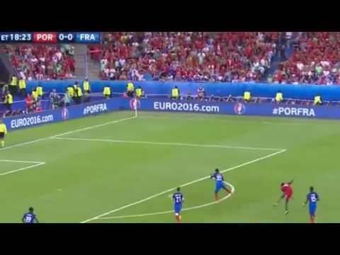 Eder goal vs france ● Euro 2016 final 1 - 0
