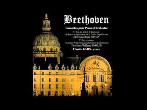 Beethoven Concerto N°5 L'Empereur - 3.Rondo-Allegro - par Claude Kahn