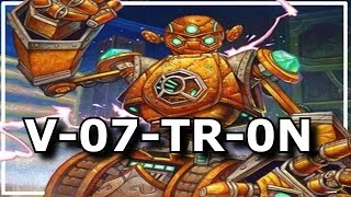 Hearthstone - Best of V-07-TR-0N